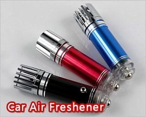 Car Air Freshener & Anion Generator