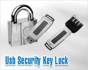 USB Security Key Look
