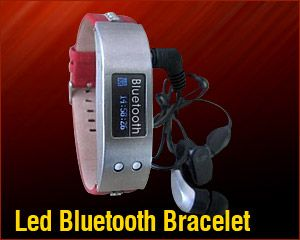 Led Bluetooth Bracelet
