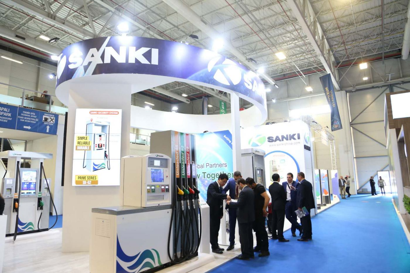 Beijing Sanki Petroleum Technology Co. Limited