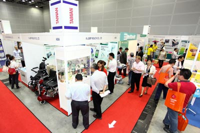 SE-Asian Healthcare Show - Focus on Trade Visitors