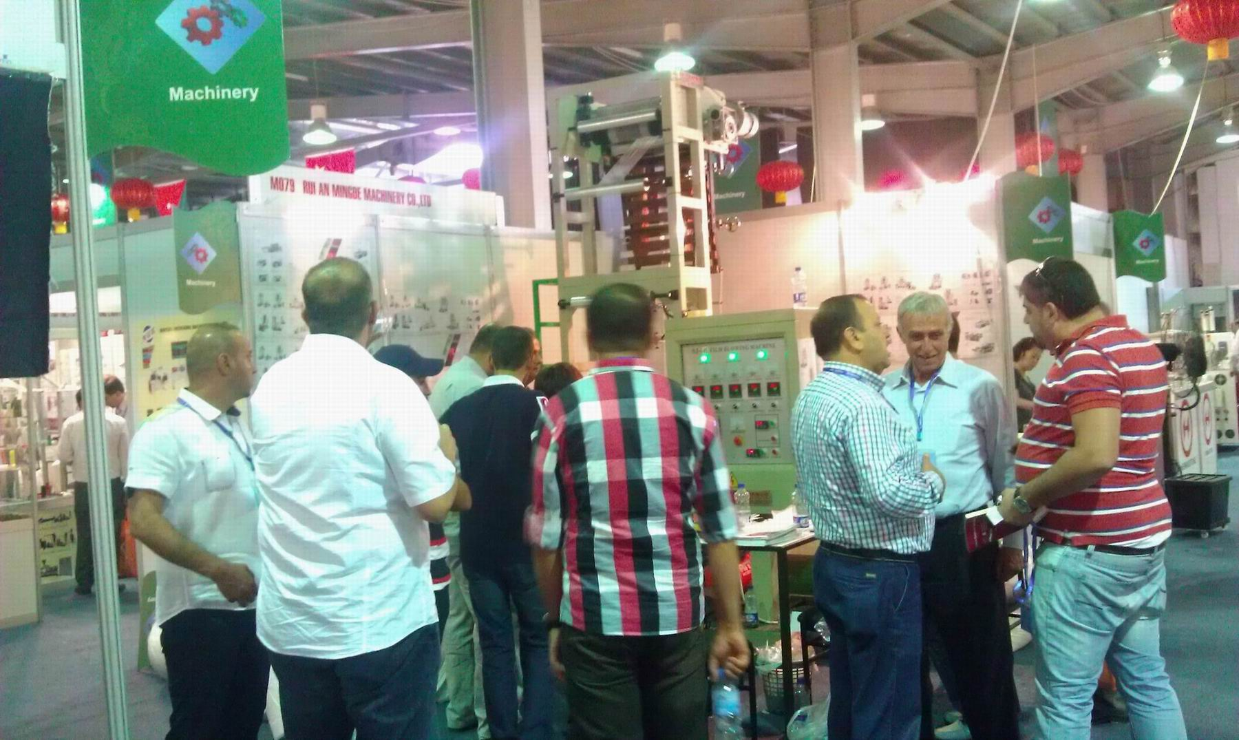 Jordan Machinery Exhibition - the leading Sourcing for Machinery Industry