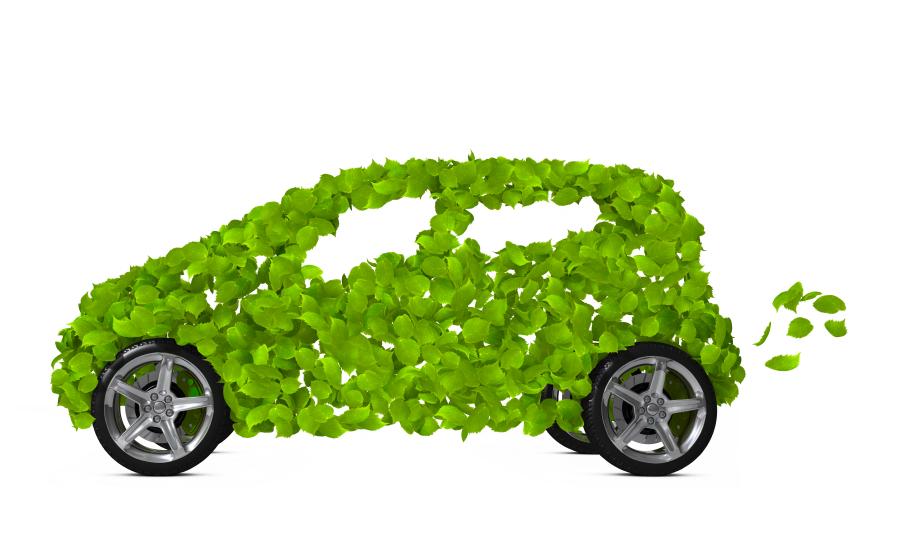 The future of the green cars in the spotlight at Aluminium China 2015