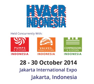 HVACR Indoneshia PRE-REGISTERED VISITORS LUCKY DRAW #1 STARTS NOW!