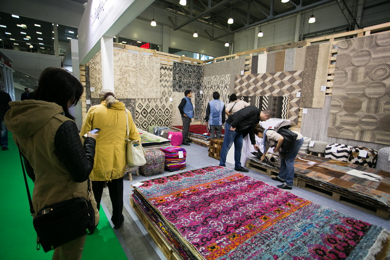 Heimtextil Russia as a key event for textile professionals from all over the world
