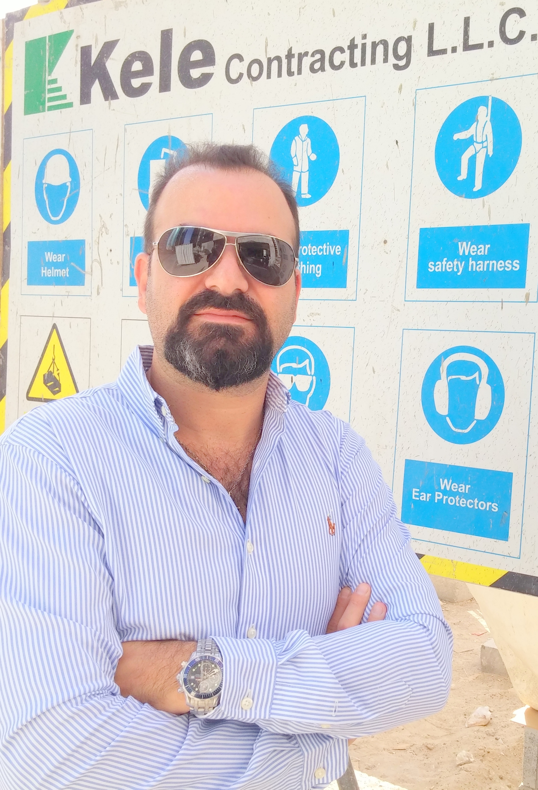 An Interview with Roger Haidar Executive Manager - Procurement & Administration Kele Contracting