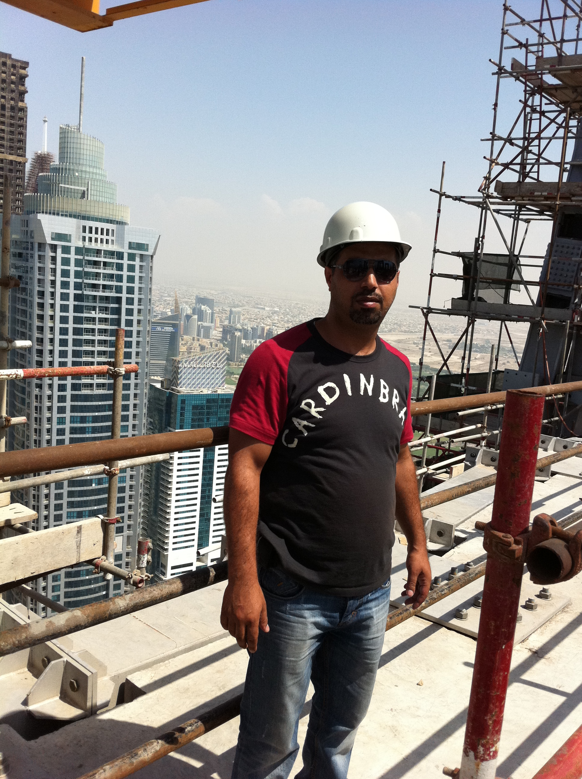 Interview with Ziad Sharqawi Senior Architect Arabtec Construction LLC