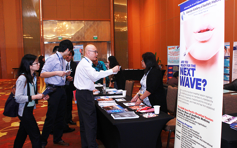 Get Early Bird Rate in Aesthetics Asia Exhibition