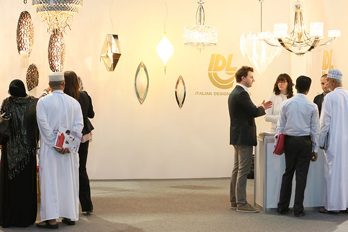 IDF Oman – Premier International Interior Design, Décor & Furniture Exhibition February 17-19, 2015