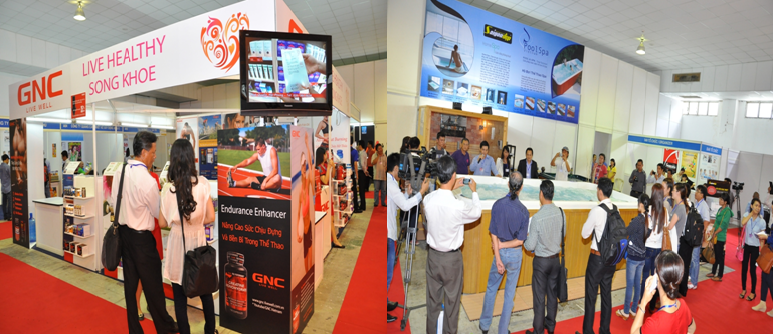 SPORTEX VIETNAM - The only business event for Sport and Leisure industry in Vietnam