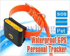 Waterproof GPS Personal Tracker