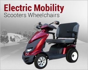 Electric Scooters Wheelchairs