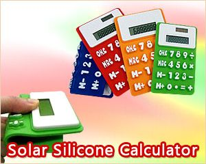 Silicone Solar Calculator