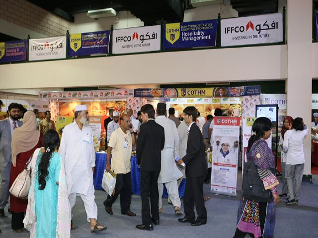 Iftech Food and Bevtec Pakistan 2017